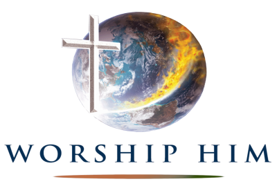 Worship Him Church Presentation software logo
