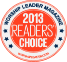 Worship Leader magazine Readers Choice award